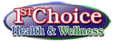 1st Choice Health and Wellness Logo