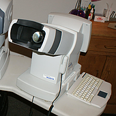 Visual Field Machine