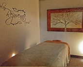 Massage room one