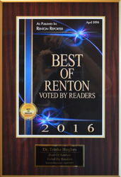 Best Of Renton Award