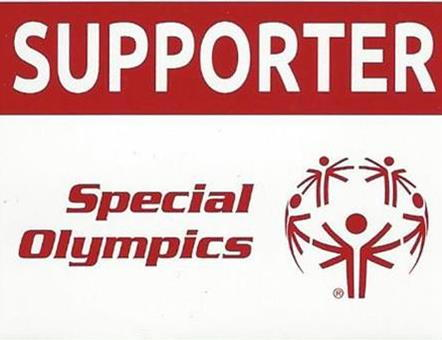 Special Olympics Supporter