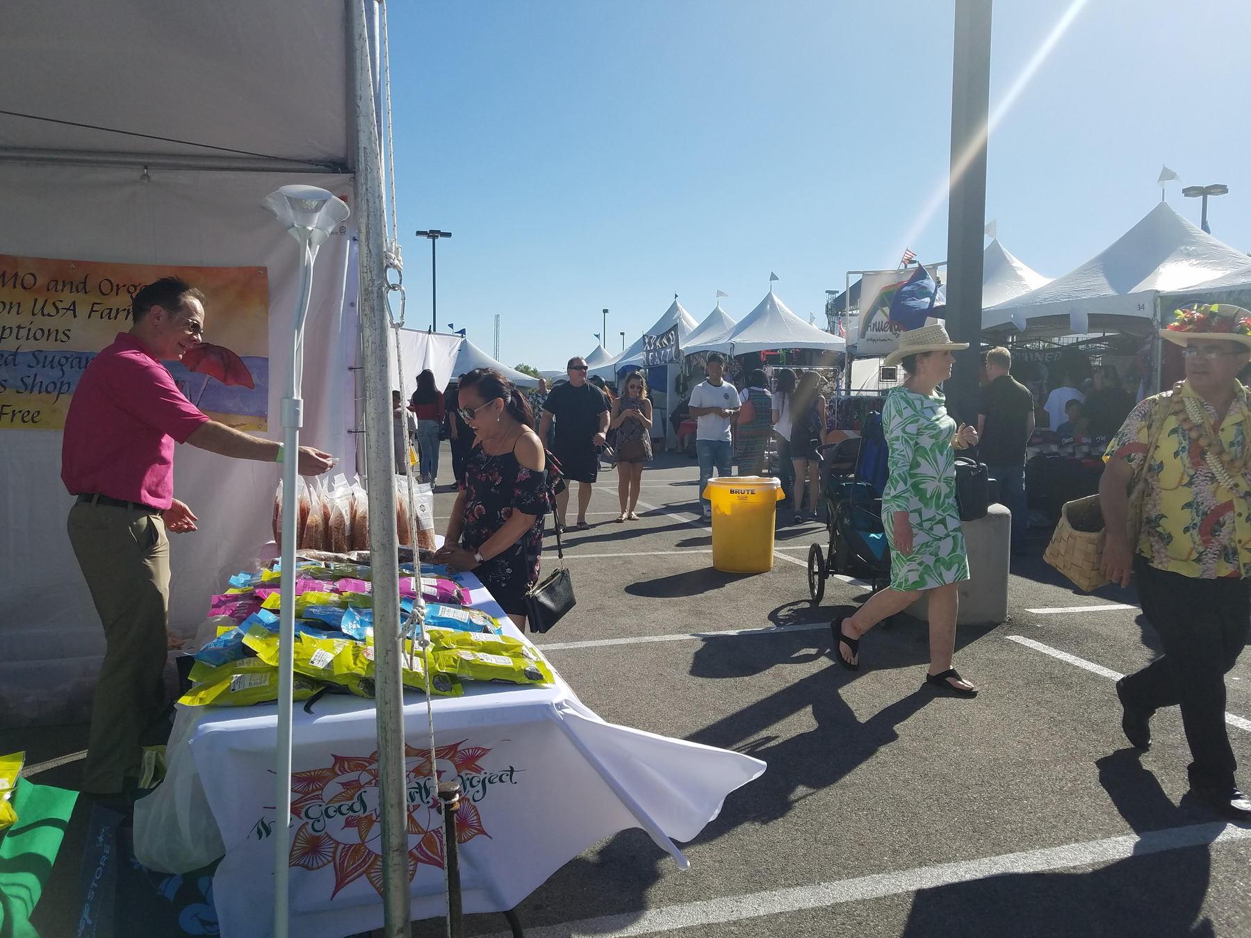 Pure Aloha Event