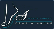 ADVANCED FAMILY FOOT & ANKLE LOGO