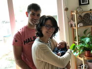 Home birth visit