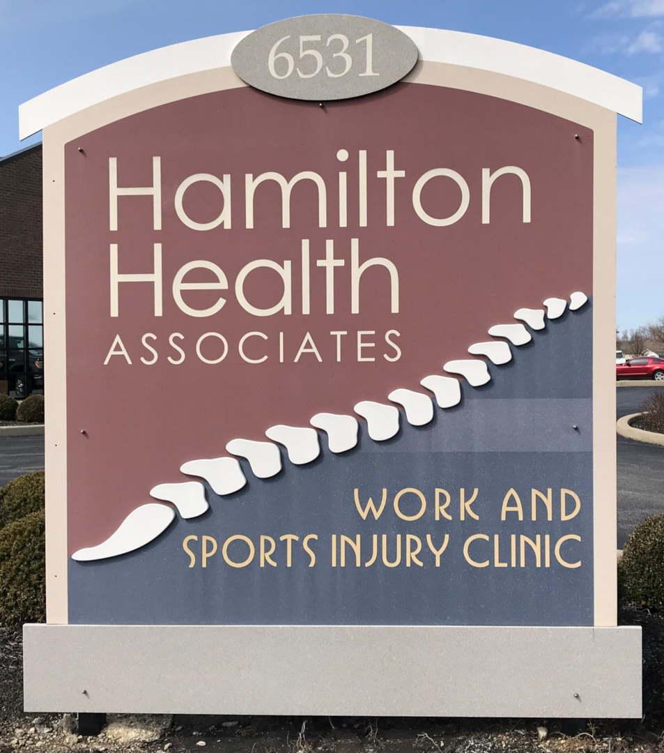 Hamilton Health Associates Work and Sports Injury Clinic