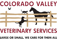 Colorado Valley Veterinary Services Logo
