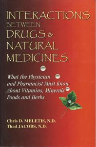 Interactions Between Drugs and Natural Medicines