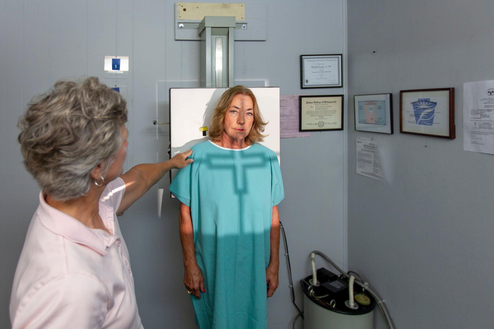 On Site Digital X-rays