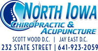 north iowa chiro logo