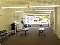 Rehab Area