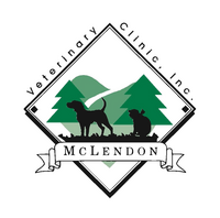 McLendon Veterinary Clinic, Inc. Logo