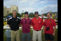 Kyle Steineman, Drew Hunt, Carlo Guadagno