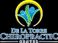 De La Torre Chiropractic Center Logo