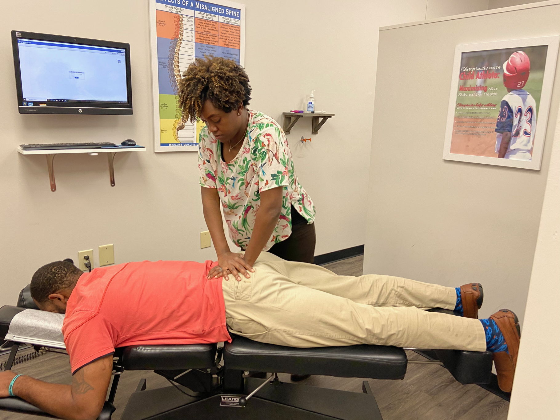 Dr. Patrice Thompson - Touch of Life Family Chiropractic