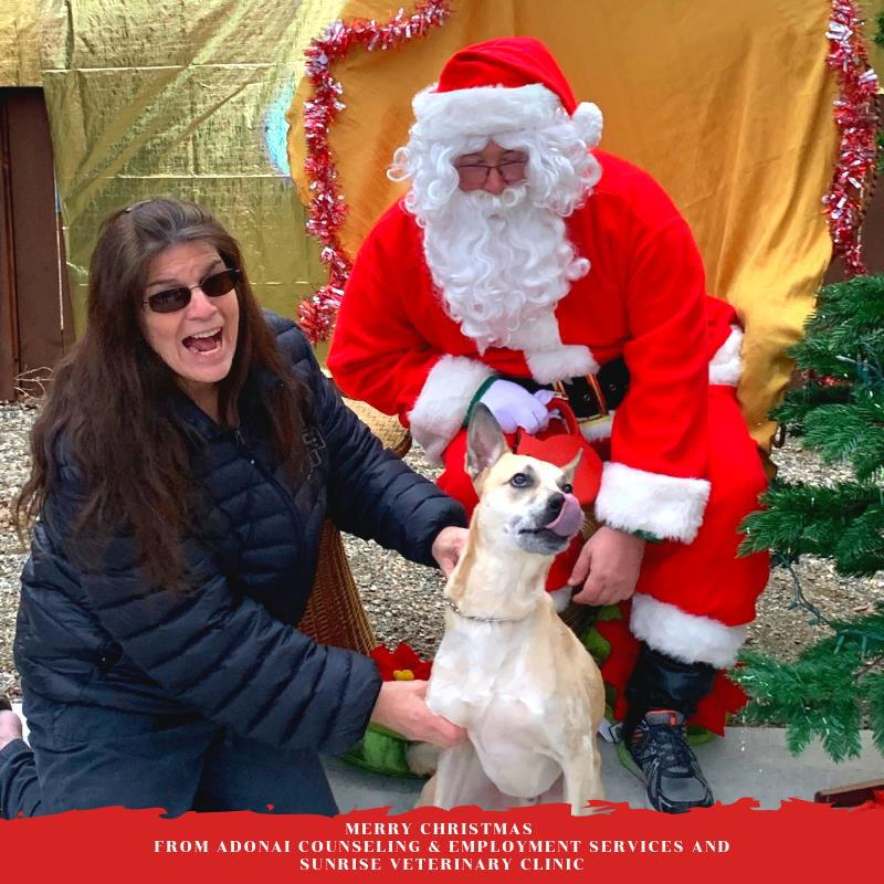 Pictures with Santa 2019