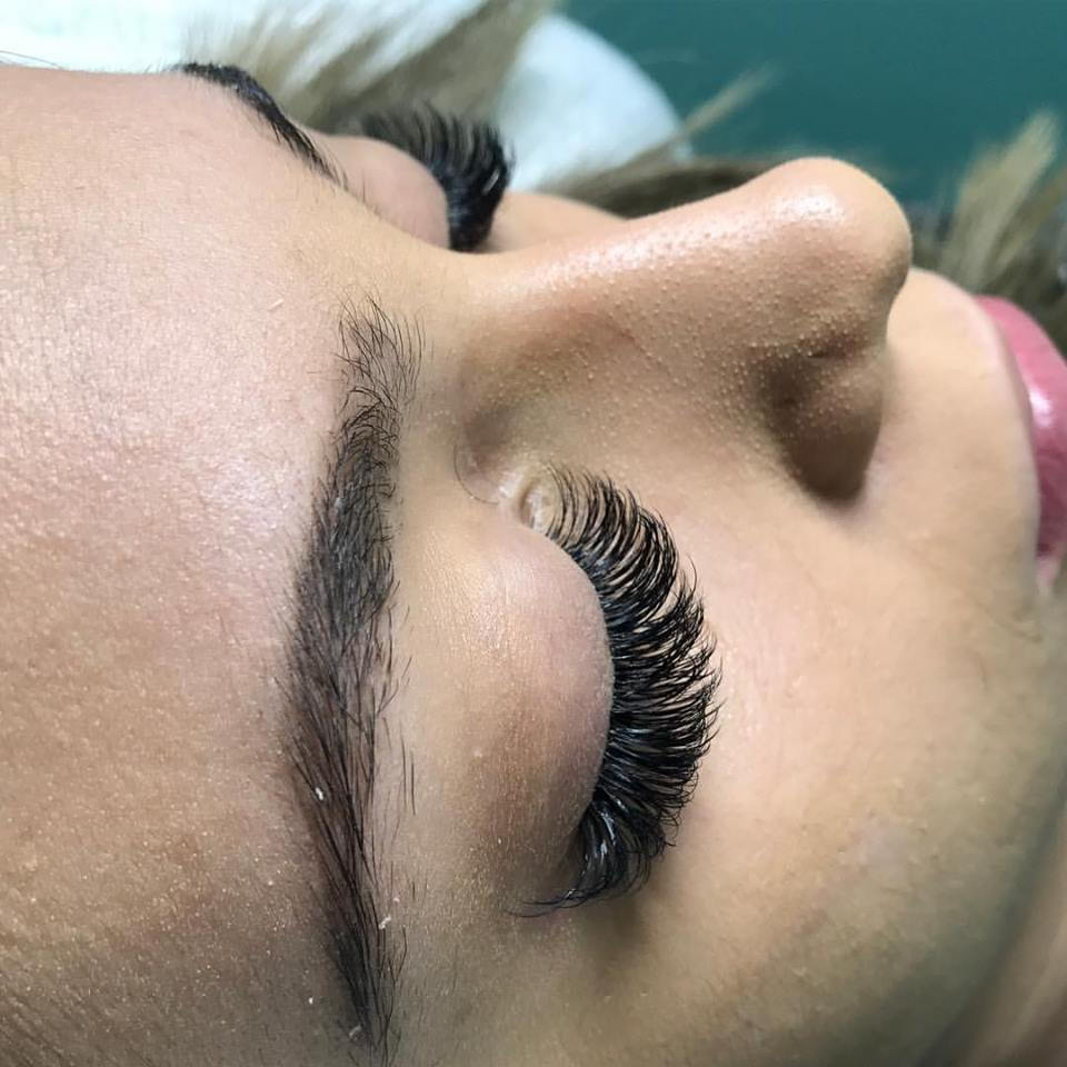 3D-6D Volume lashes