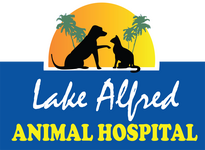Lake Alfred Animal Hospital Logo