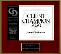 Client Champion