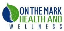 On the Mark Health and Wellness Logo