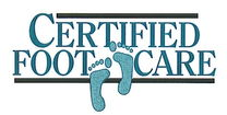Certified Foot Care logo