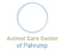 Animal Care Center of Pahrump Logo