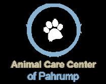 Animal Care Center of Pahrump Logo