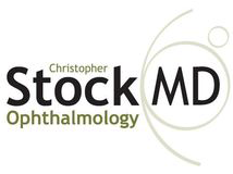 Christopher Stock optometry logo