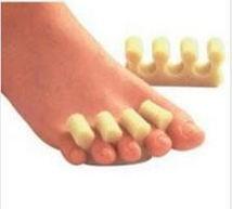 toe cushions