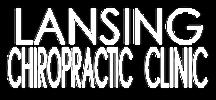 LANSING Chiropractic Clinic Logo