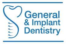 General & Implant Dentistry Logo