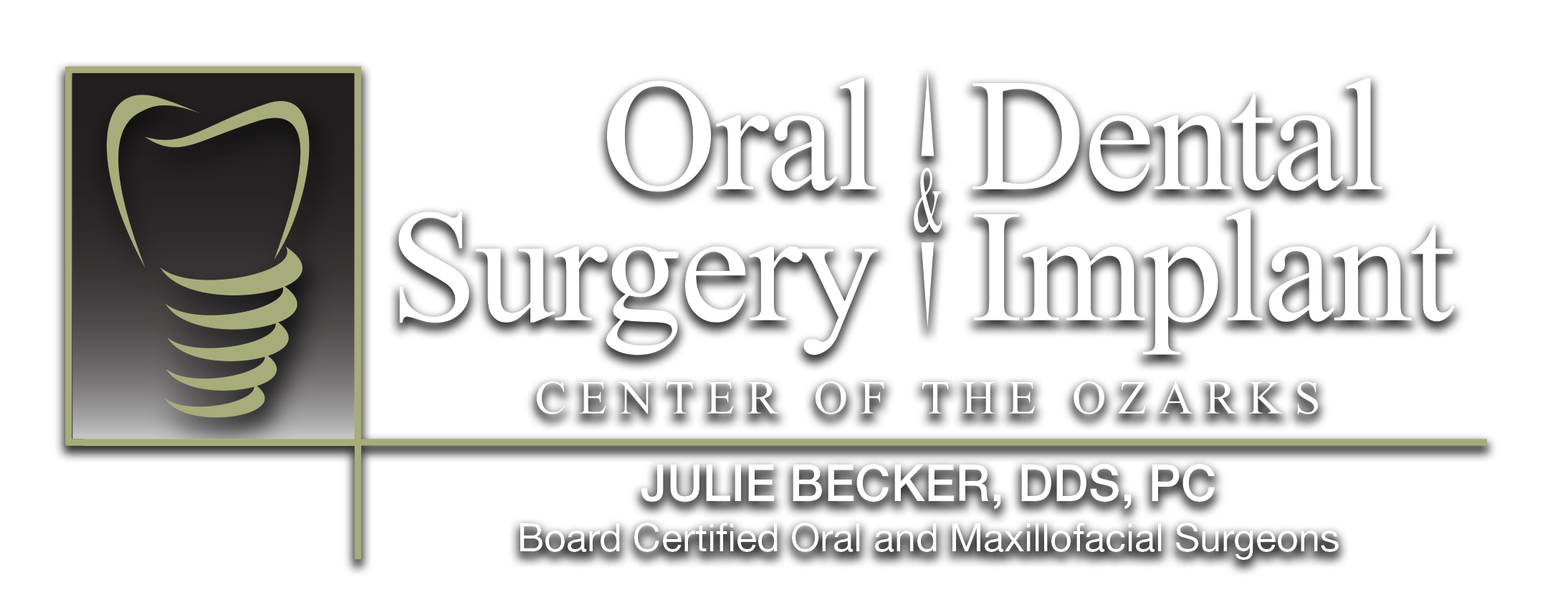 Oral Surgery and Dental Implant Center of the Ozarks logo