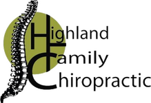 Highliand Family Chiropractic Logo
