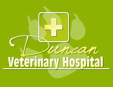 duncan veterinary hospital