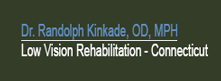 Dr. Randolph Kinkade, OD, MPH