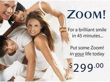 Zoom Whitening coupon