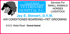 Grand Island Veterinary Hospital P.C.
