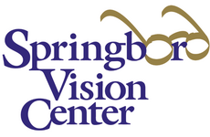 SPRINGBORO VISION CENTER LOGO