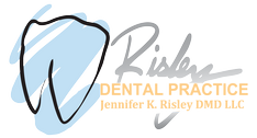 Dr. Jennifer K. Risley DMD logo