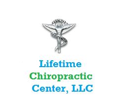 Lifetime Chiropractic Center, LLC Logo