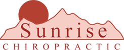 SUNRISE Chiropractic Logo