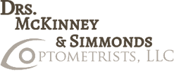 Drs. McKinney & Simmonds Optometrists, LLC Logo