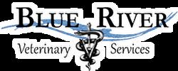Blue River Veterinary Services Logo