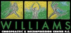 WILLIAMS Chiropractic & Decompression Center P.C. Logo