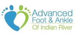 Round Foot Logo