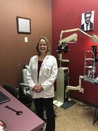 Dr. Kimberly Castillo, Optometrist