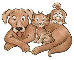 The Animal Health Center of Franklin Logo