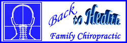 Back to Health Family Chiropractic Logo