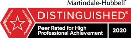 Distinguished Peer 2020