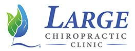 LARGE Chiropractic Clinic Logo