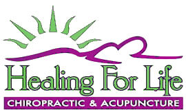 Healing for Life Chiropractic and Acupuncture logo